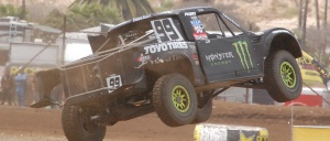 Kyle LeDuc dominated the Pro 4 class on Sunday.